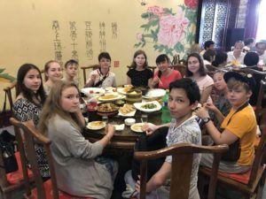 Ресторан дунбэйской кухни